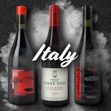 Italian Volcanic Wines