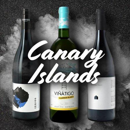 Canary Islands Volcanic Wines