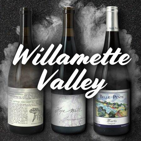 Willamette Valley Volcanic Wines