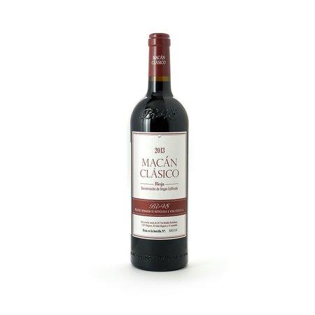 Vega Sicilia Macan Clasico Rioja 2013