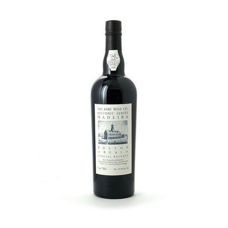 Rare Wine Co. Boston Bual Madeira NV