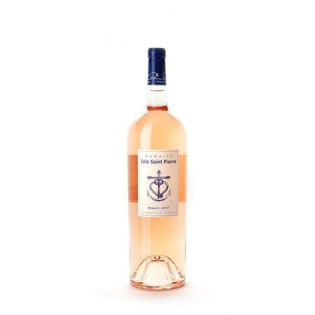 Isle Saint Pierre Vin de Pays Mediterranee Rose 2017 MAG