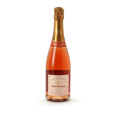 Moutard Brut Rose NV