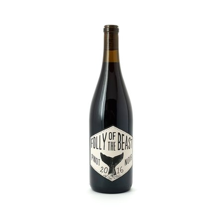 Folly of the Beast Central Coast Pinot Noir 2016
