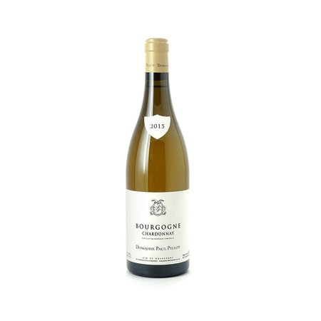 Paul Pillot Bourgogne Blanc 2015