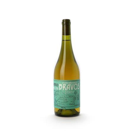 Vinateros Bravos Blanco Granitico 2016