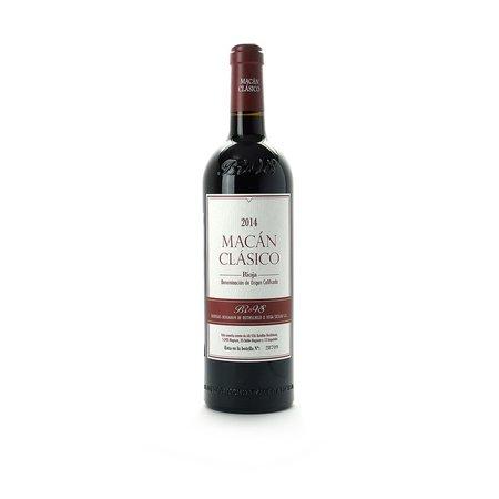 Vega Sicilia Macan Clasico Rioja 2014