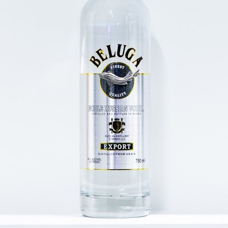 Beluga Russian Vodka 1L