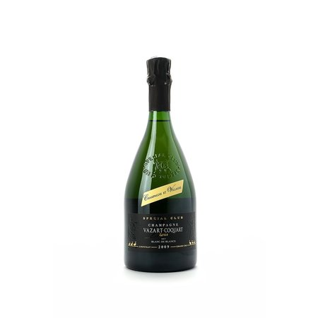 Vazart-Coquart Champagne Blanc de Blancs Special Club 2009