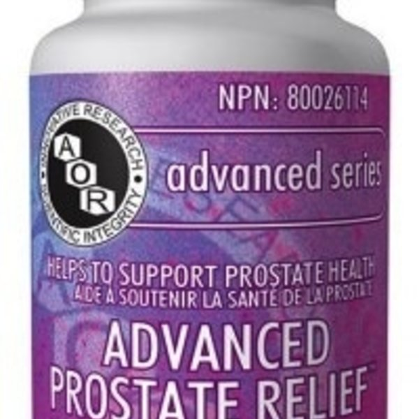 AOR AOR Advanced Prostate Relief 150 mg 60 vcaps