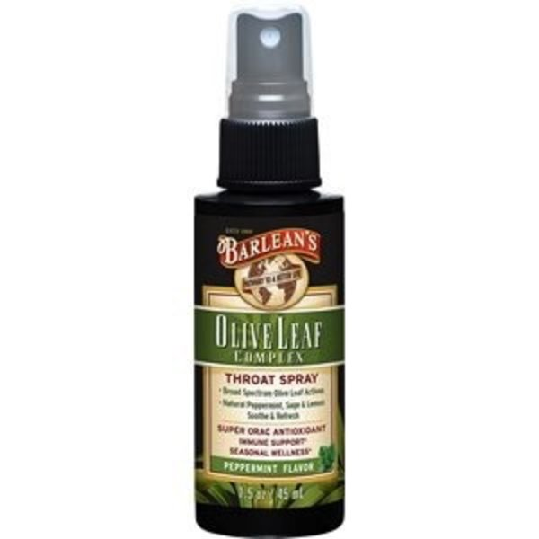 Barlean's Barlean's Olive Leaf Throat Spray 45ml