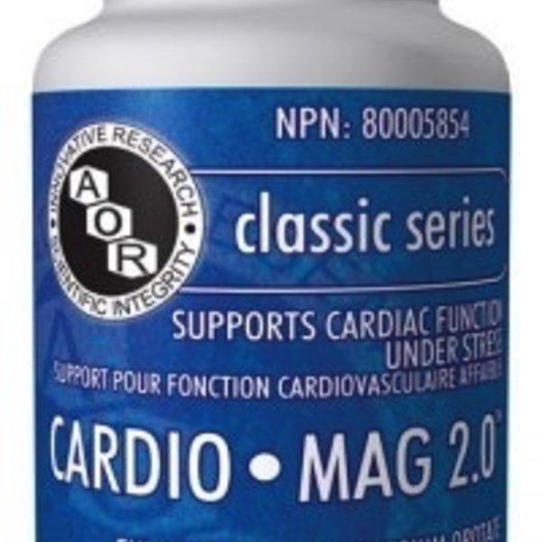 AOR AOR Cardio-Mag 2.0 770mg 120 vcaps