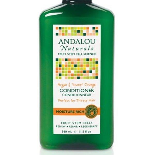 Andalou Naturals Andalou Sweet Orange Argan Moisture Conditioner 340ml