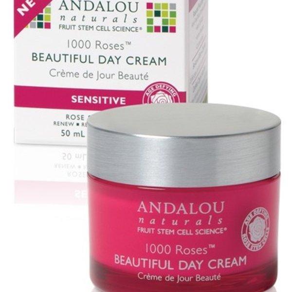 Andalou Naturals Andalou 1000 Roses Beautiful Day Cream 50ml