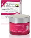 Andalou Naturals Andalou 1000 Roses Heavenly Night Cream 50ml