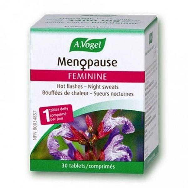 A.Vogel A.Vogel Menopause 30 tabs
