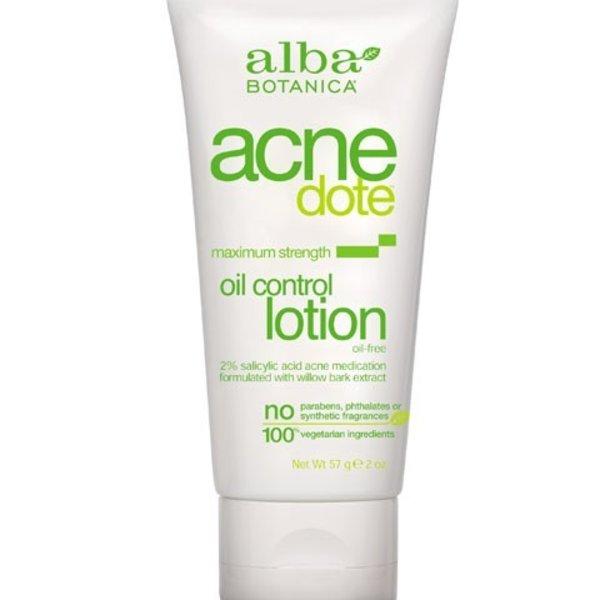 Alba Botanica Alba AcneDote Oil Control Lotion 57g