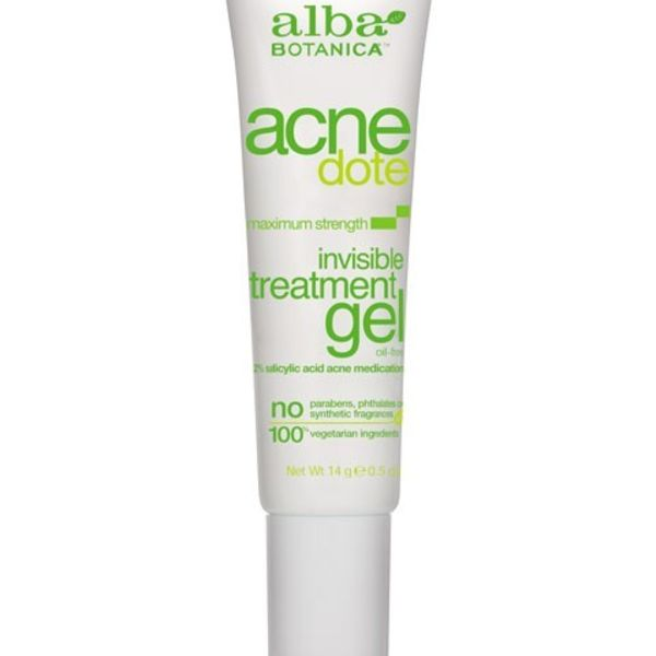 Alba Botanica Alba AcneDote Invisible Treatment Gel 14 g