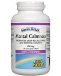 Natural Factors Natural Factors Stress-Relax Mental Calmness 100mg 120 chewables