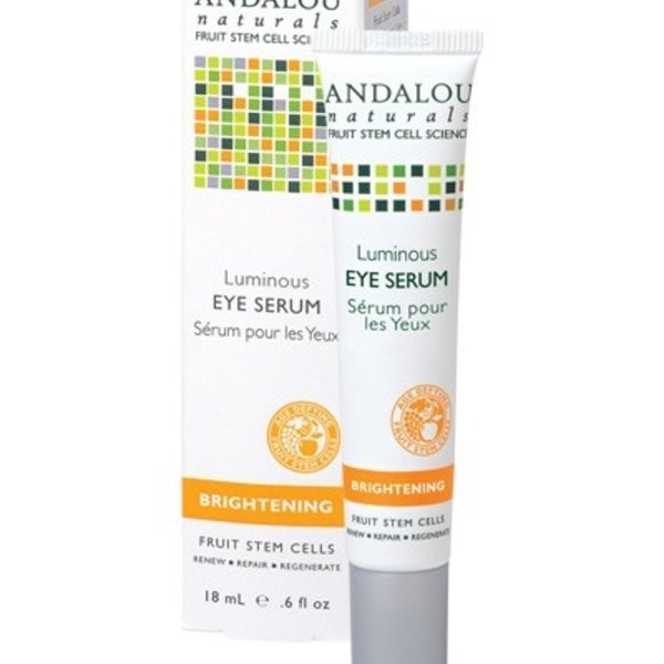 Andalou Naturals Andalou Brightening Luminous Eye Serum 18ml