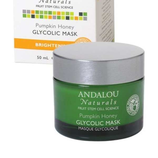 Andalou Naturals Andalou Brightening Pumpkin Glycolic Brightening Mask 50ml