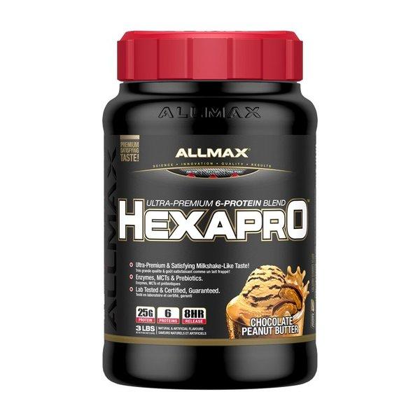 Allmax Nutrition Allmax Hexapro 3lb Chocolate PB
