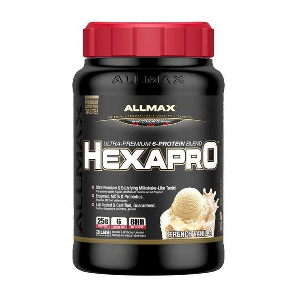 Allmax Nutrition Allmax Hexapro 3lb Vanilla