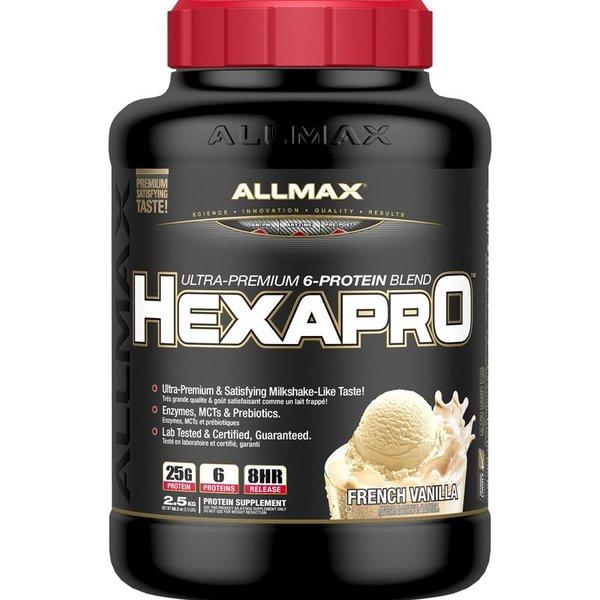 Allmax Nutrition Allmax Hexapro 5.5lb Vanilla