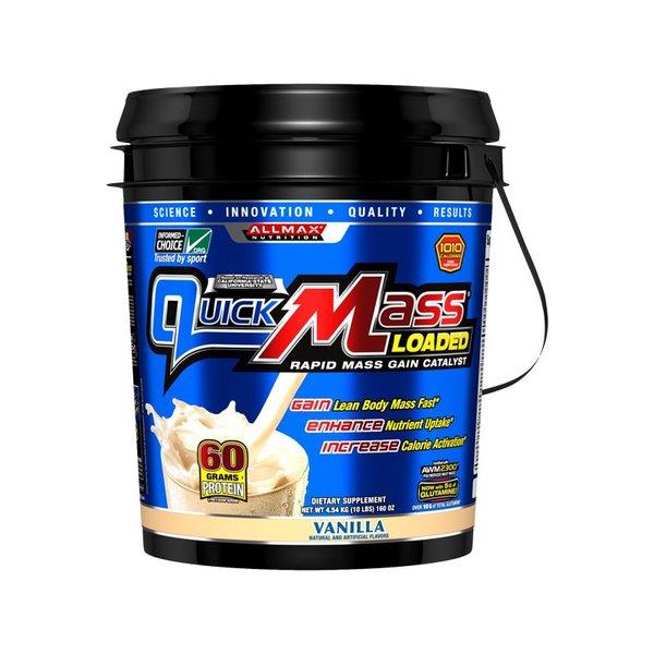 Allmax Nutrition Allmax Quickmass Vanilla 10lb