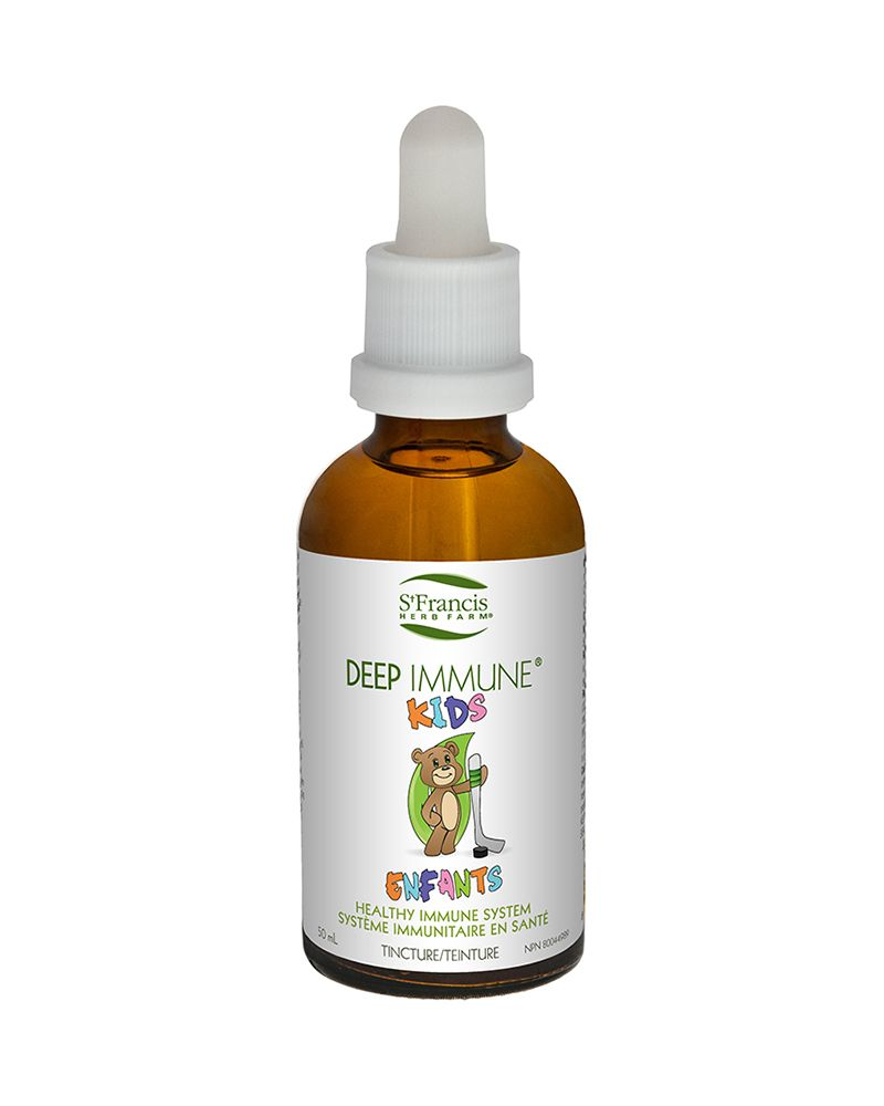 St Francis St Francis Deep Immune For Kids 50ml Vitamin