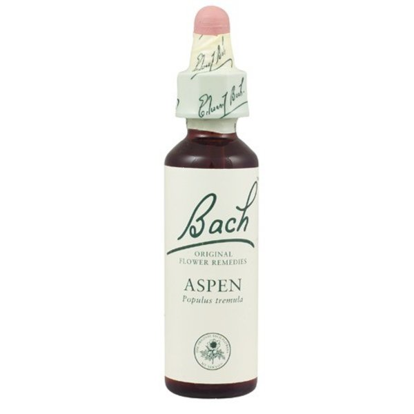 Bach Flower Bach Aspen 20ml