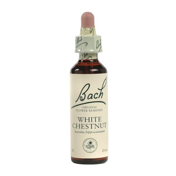 Bach Flower Bach White Chestnut 20ml