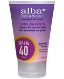 Alba Botanica Alba Kids Sunscreen SPF 40 113 ml