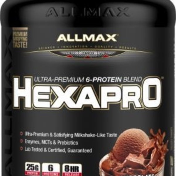 Allmax Nutrition Allmax Hexapro 5.5lb Chocolate