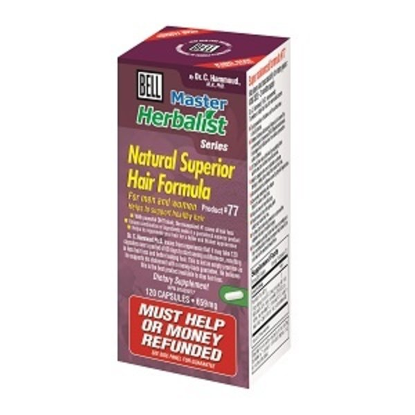 Bell Lifestyle Bell Stop Hair Loss 120 caps