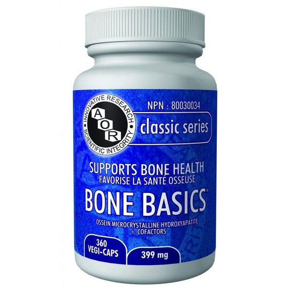 AOR AOR Bone Basics 399mg 360 caps
