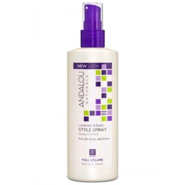 Andalou Naturals Andalou Lavender Biotin Volume Style Spray 242ml