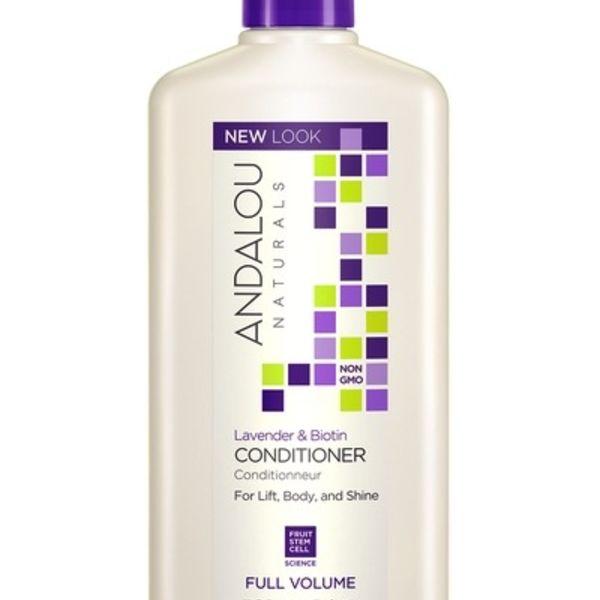 Andalou Naturals Andalou Lavender Biotin Volume Conditioner 340ml
