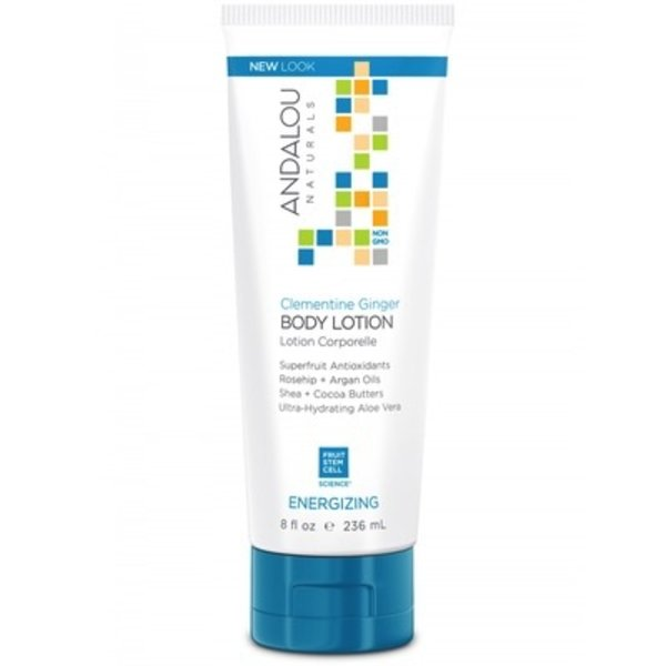 Andalou Naturals Andalou Body Lotion Energizing Clementine Ginger 236ml