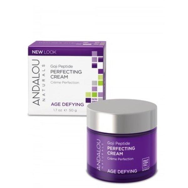 Andalou Naturals Andalou Age Defying Goji Peptide Perfecting Cream 50ml