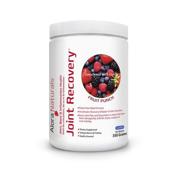 Alora Naturals Alora Naturals Joint Recovery Fruit Punch 350g