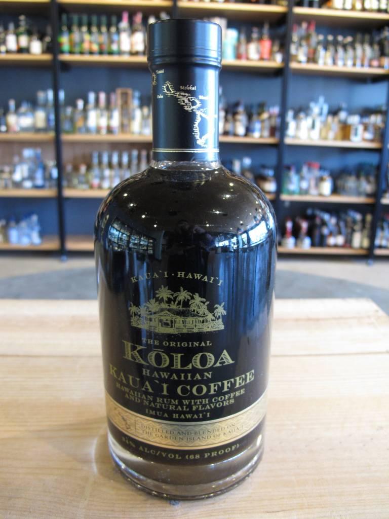Koloa Koloa Kuau'i Coffee Rum Liqueur 750mL