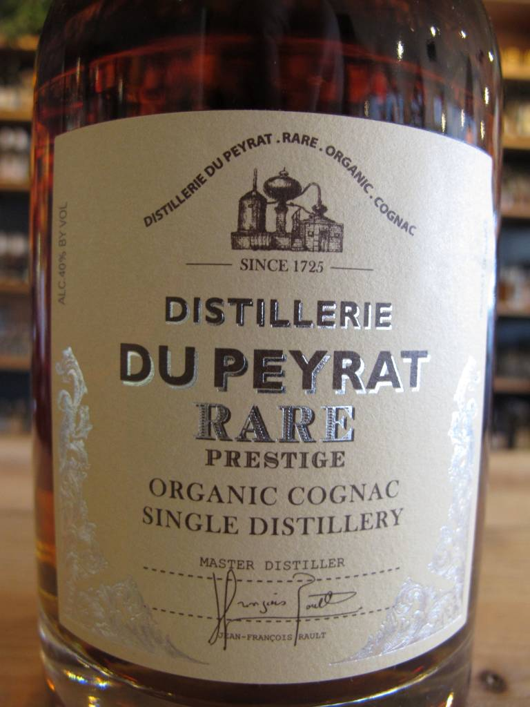 Cognac du Peyrat Distillerie du Peyrat Cognac Rare Prestige 750mL