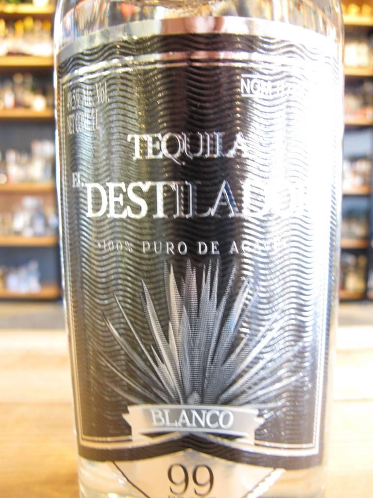 Destileria Santa Lucia Tequila El Destilador Blanco 1L