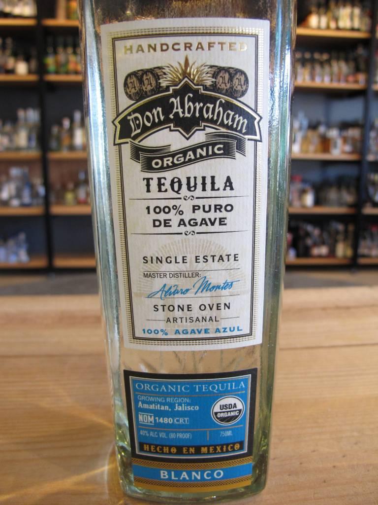 Don Abraham Don Abraham Tequila Blanco 750mL