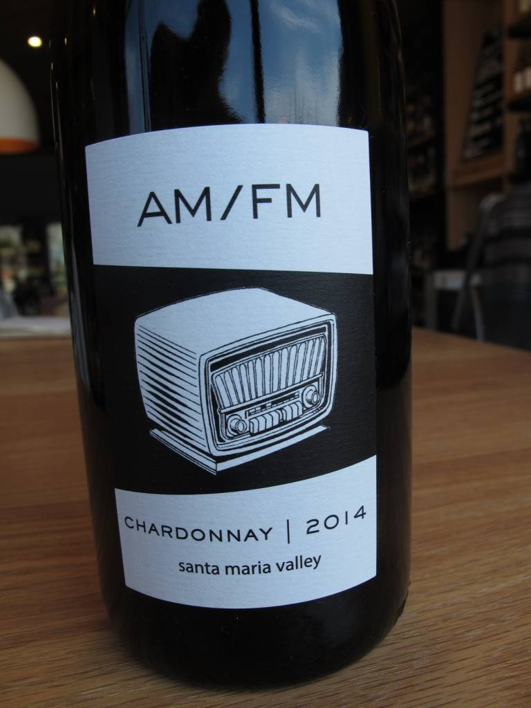 AM/FM Winery 2014 AM/FM Chardonnay 750mL