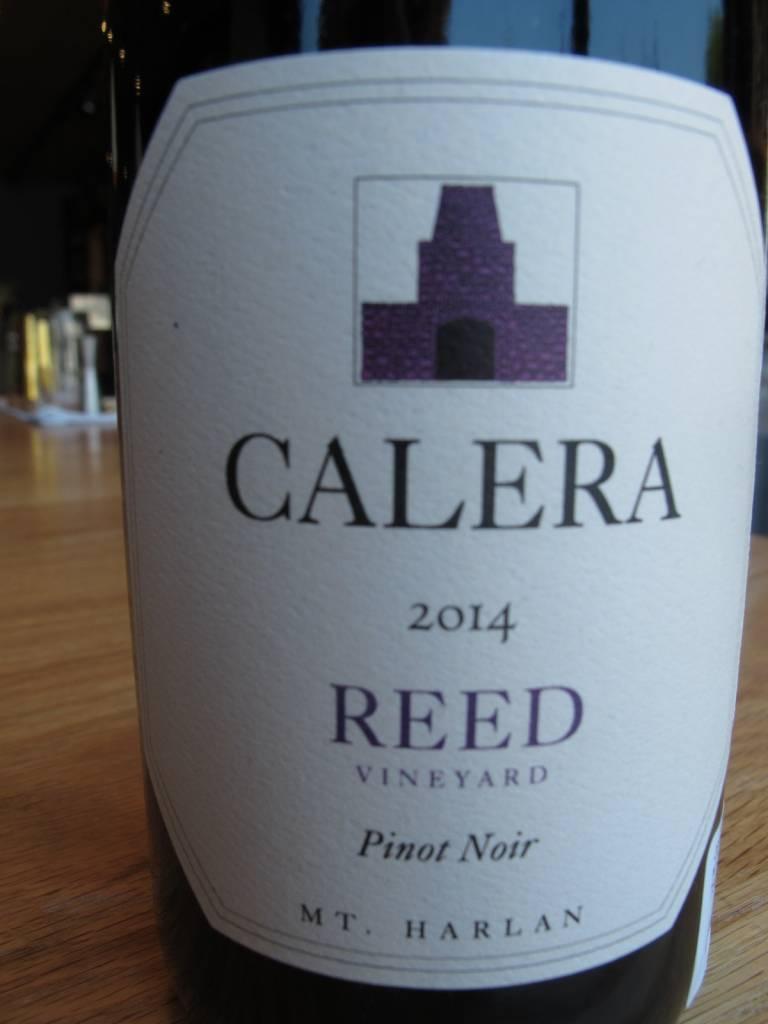 Calera 2014 Calera Pinot Noir Reed Vineyard 750ml