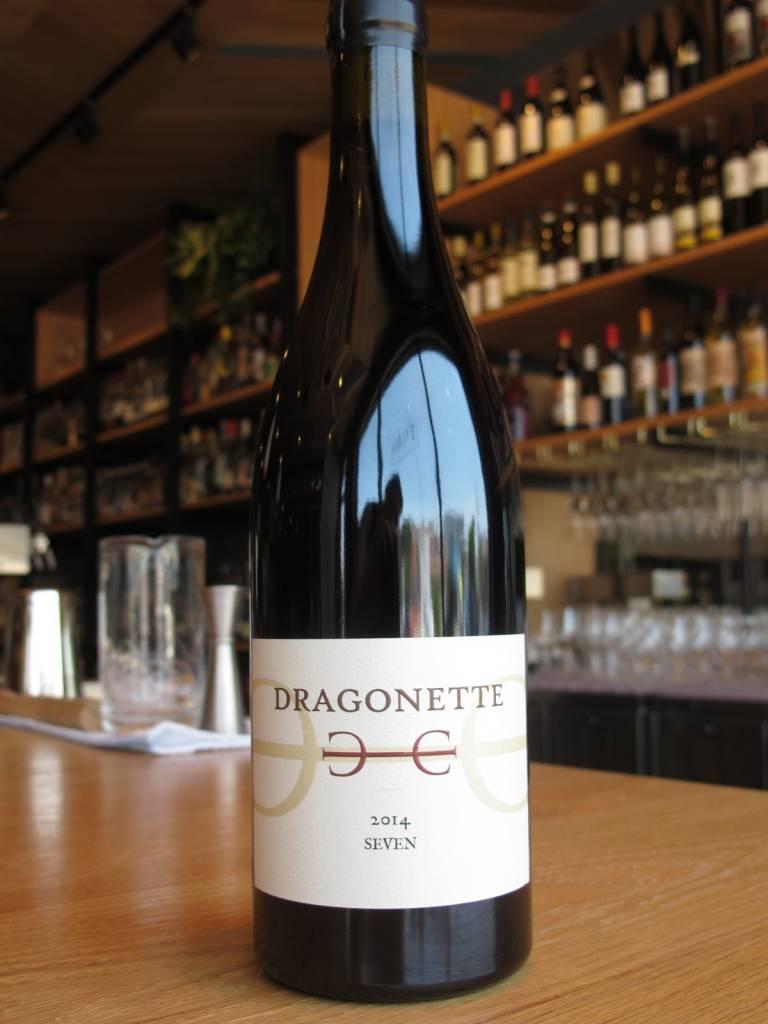 Dragonette 2014 Dragonette Syrah Seven 750mL