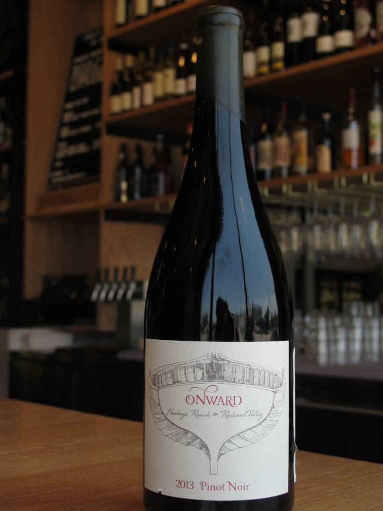 Onward Wines 2013 Onward Pinot Noir Hawkeye Ranch 750ml