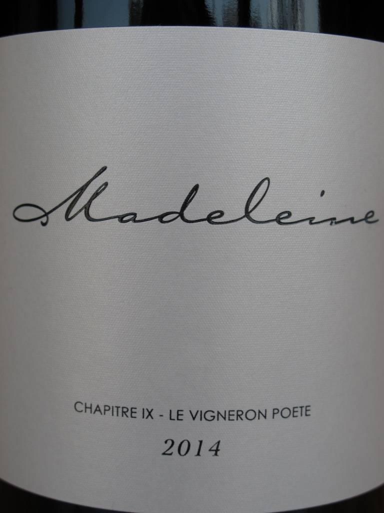 Madeleine 2014 Madeleine Cabernet Franc Paicines 750ml